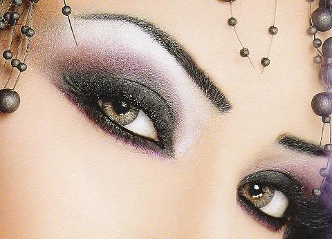 صورة كلمات عن العيون الجميلة