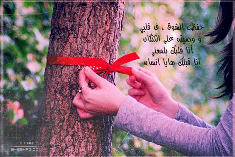 صورة عبارات شوق وحنين كلام اشتياق وحنان