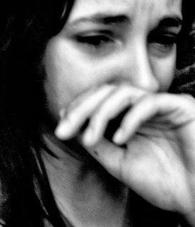 صورة كلمات عن البكاء