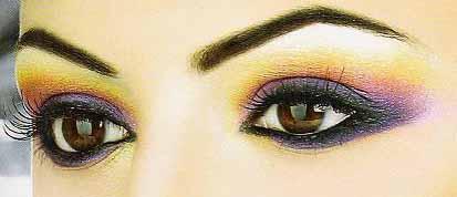 صورة كلام عن العيون الجميله
