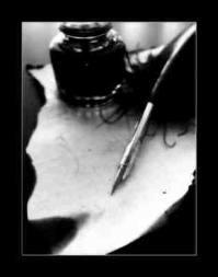 صورة عبارات عن القلم