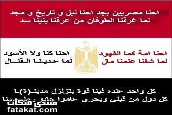 صورة كلام في حب مصر