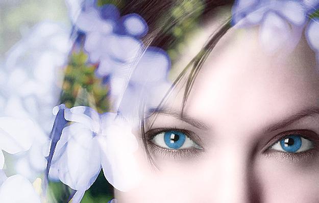 بالصور كلام العيون في الحب