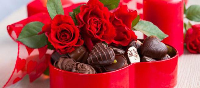 افكار مبتكرة لتقديم ورود عيد الحب