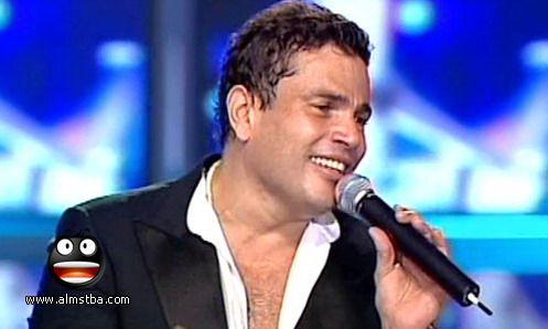 عبارات اغنية عمرو دياب بعترف  عبارات اغنية بعترف لعمرو دياب