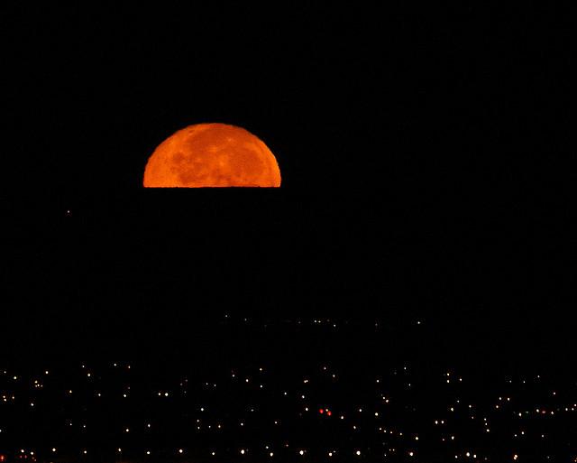 صورة كلام عن الليل