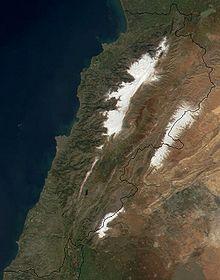 بالصور معنى كلمة لبنان