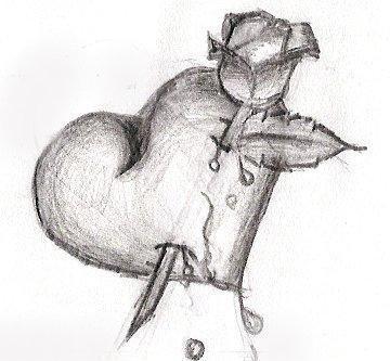 صورة كلام عن القلب المجروح